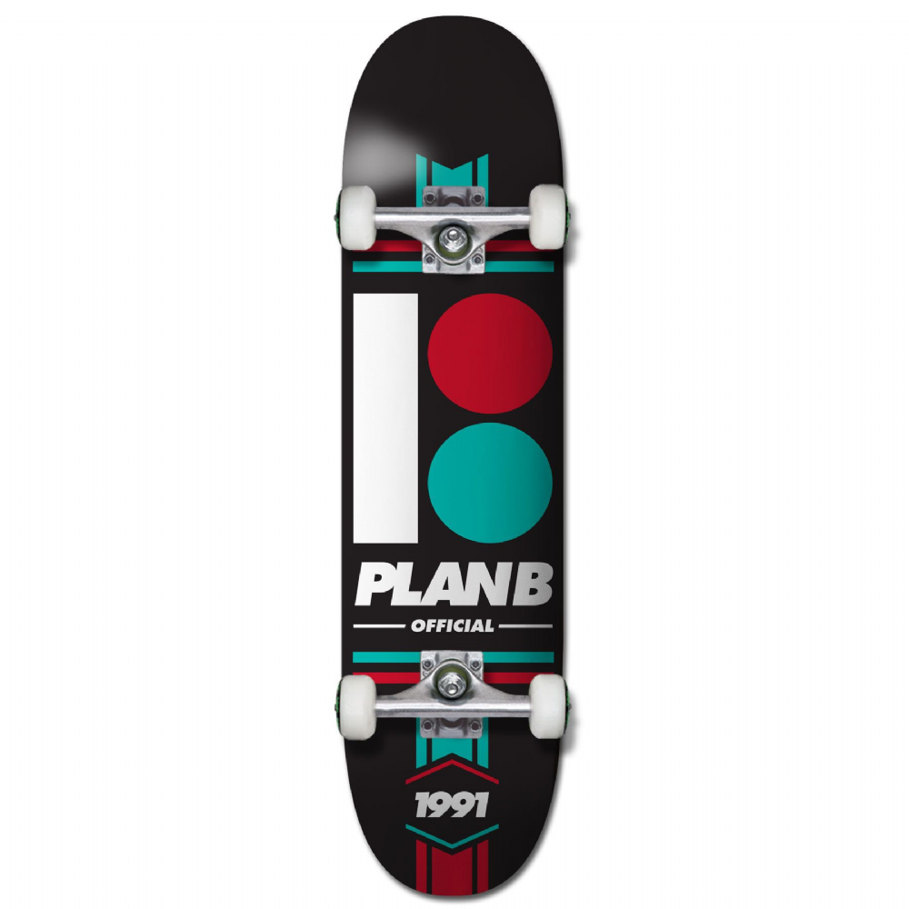 Plan B Team Official complete 8.0""